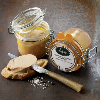 Le Lot de 3 : Le Foie Gras de Canard Entier du Périgord, Recette à l'Ancienne