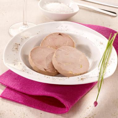 Le Lot de 3 : Le Foie Gras d'Oie Entier du Périgord, Recette à l'Ancienne