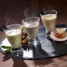 La Crème d'Asperges Vertes aux Truffes de la Saint-Jean (1,5% de Truffes «Tuber Aestivum»)