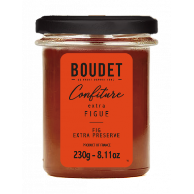 Confiture de Figues, le bocal de 230 g