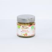 Tartinable Noisette Basilic Parmesan Bio, 100g