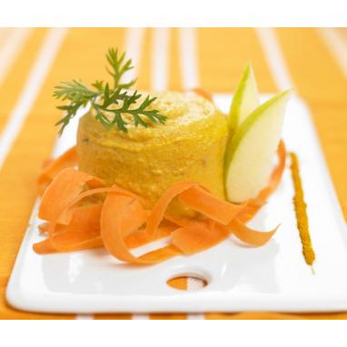 Délicate Mousseline d'Asperges Vertes au Parmesan, 170 g