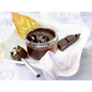 La Fondue de Chocolat et ses Eclats de Pain d'Epices, les 2 bocaux de 85 g