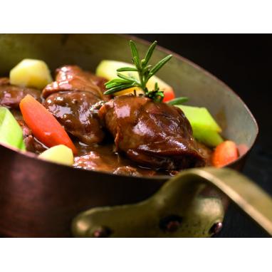 Civet d'Oie du Périgord Sauce au Vin de Pécharmant, 560g