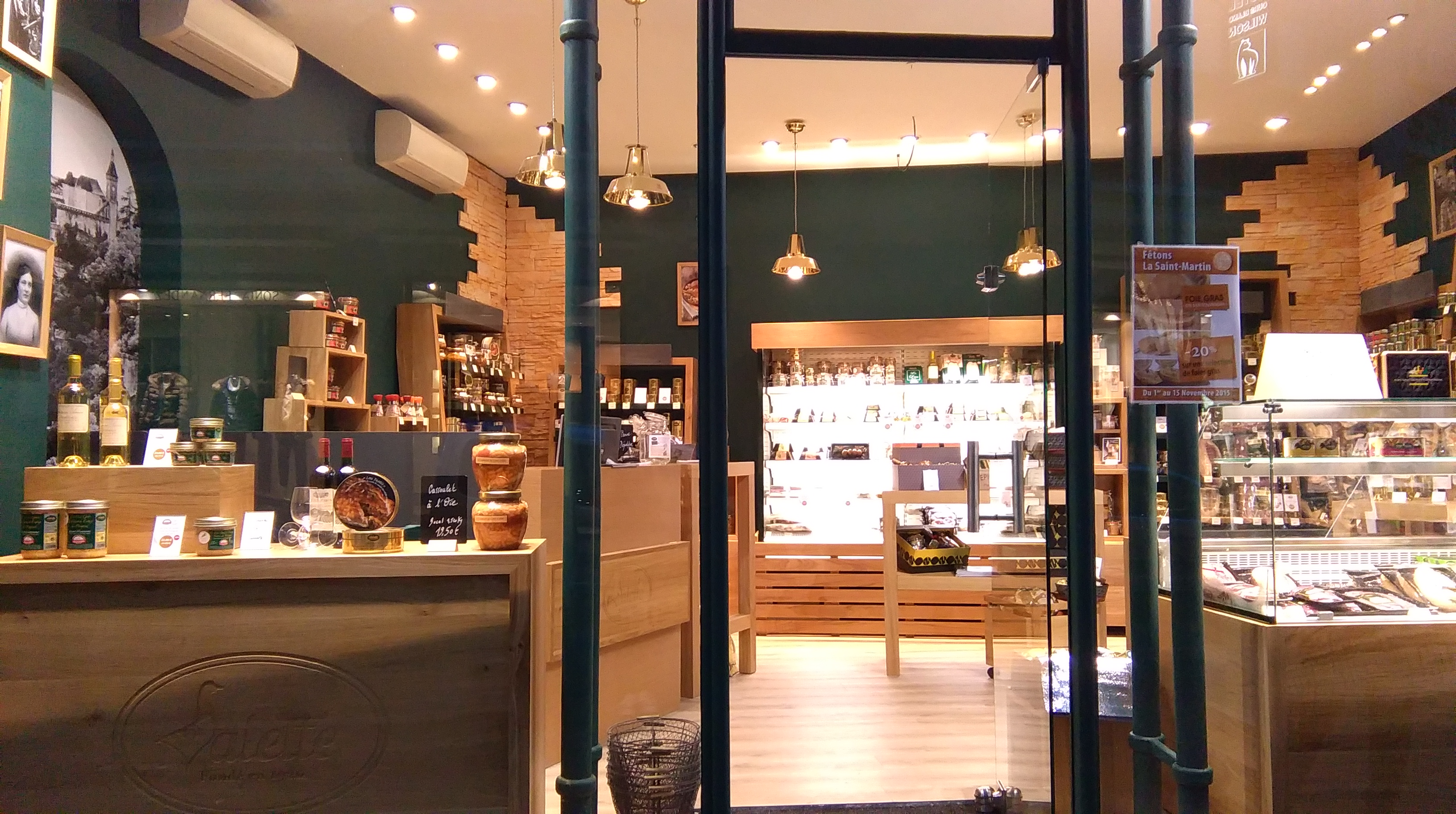 boutique valette foie gras toulouse. Black Bedroom Furniture Sets. Home Design Ideas